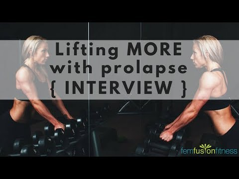 Progress Your Training with Prolapse & More {Dr. Julie Granger INTERVIEW}