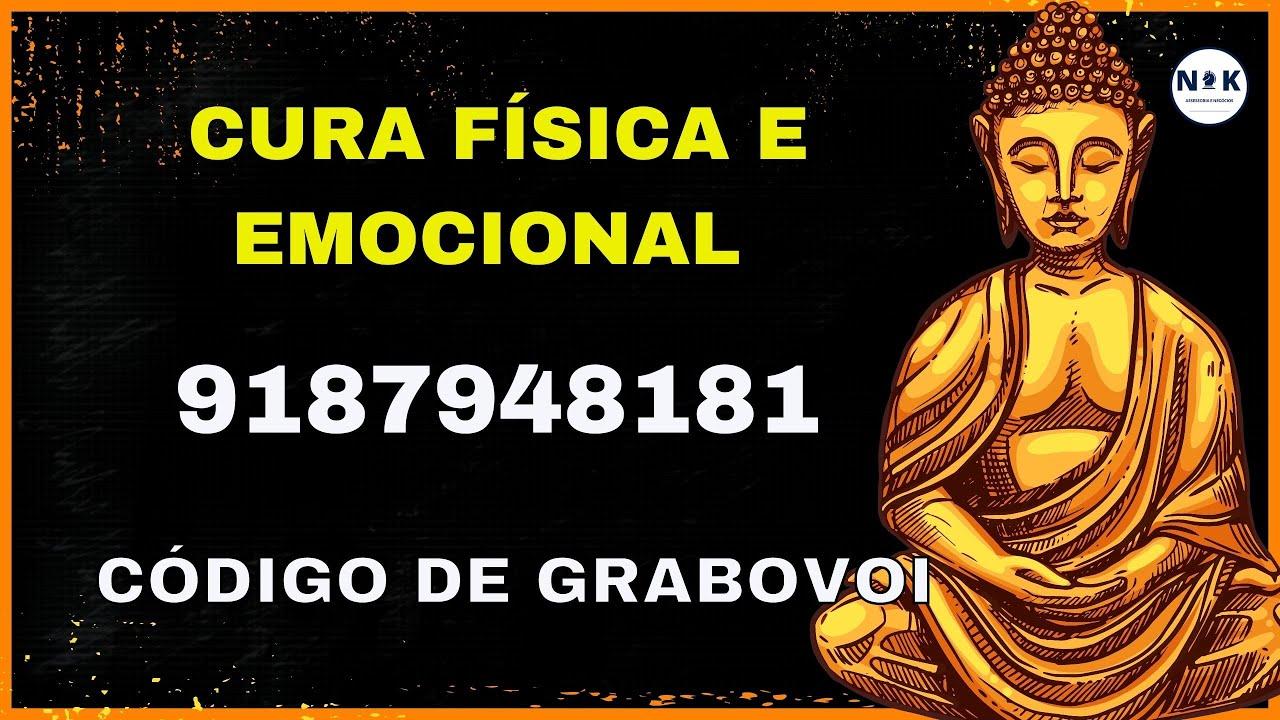 Código de Grabovoi para Autocura do Corpo  9187948181, Cure seu Corpo. Recupere a Saúde Agora