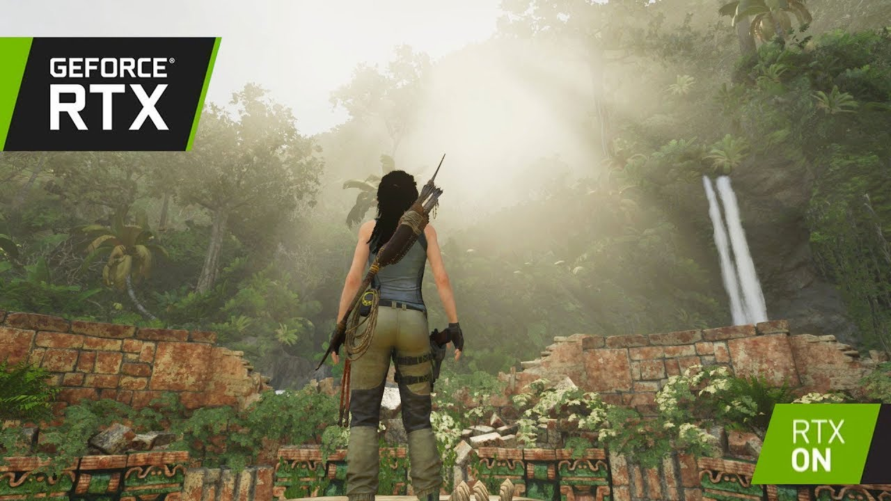 Nvidia's Flagship RTX 2080 Ti Can't Hit 1080p 60FPS In New 'Tomb Raider'