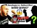 EPIC! Subscriber vs. Noology in WWE Supercard Road to Glory! Who Wins? Supercard Season 3