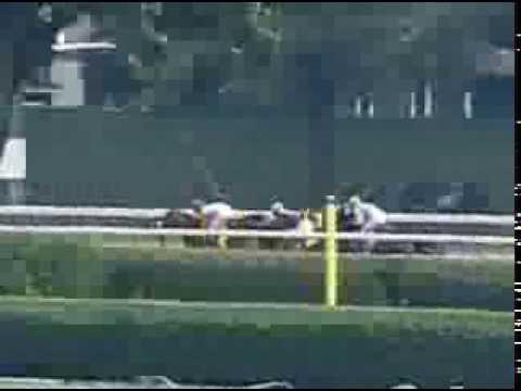 Spooky Mulder - Saratoga 8/20/2006 - Race 3