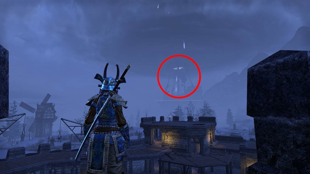 Imperial City and Cyrodiil Easter Eggs - Elder Scrolls Online