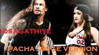 Mosagathiye - Pachataoge kannada version | WWE Roman reigns Emotional kannada song |Arfaz ullal
