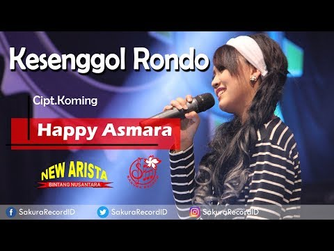 Happy Asmara - Kesenggol Rondo [OFFICIAL]