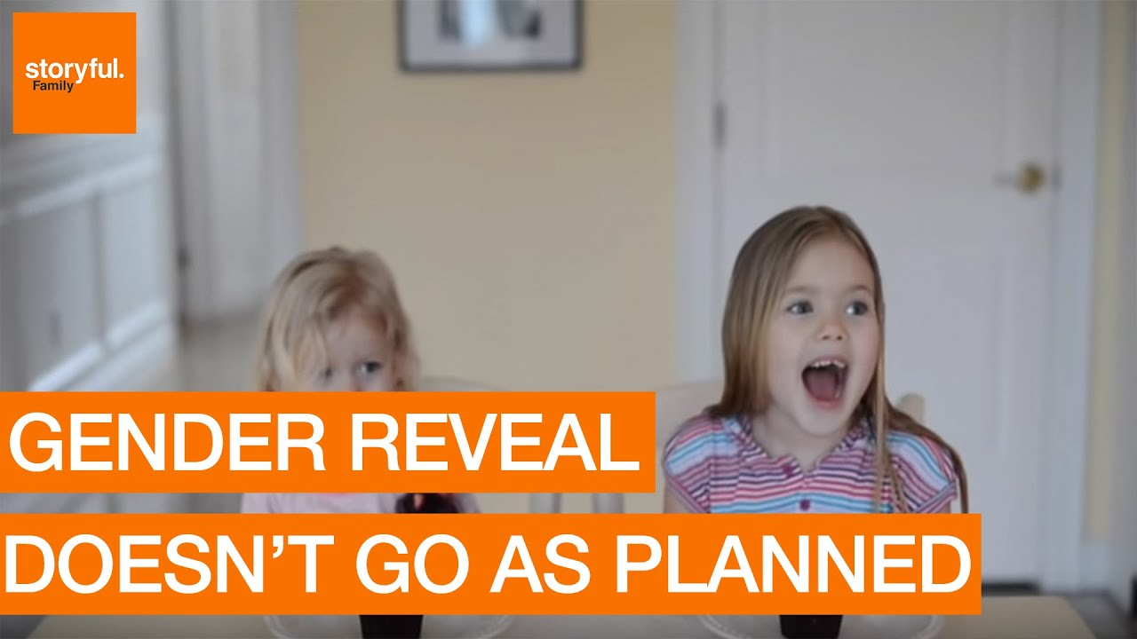 Unique Gender Reveal Doesn t Go as Planned