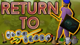 RETURN TO RUNESCAPE