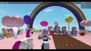 Roblox Shopkins Licorne Super Obby!!! Super facile, court et amusant
