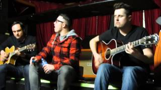 Hawthorne Heights - Ohio Is For Lovers Acoustic Live In Dublin