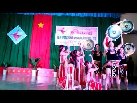 Múa: Đêm Tây Nguyên - TrP 2013
