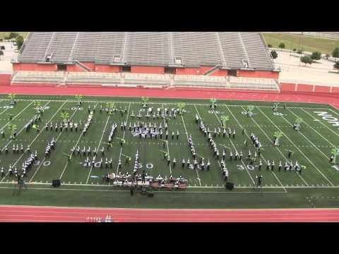 Smithson Valley High School Marching Band 2016