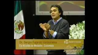 Sergio Fajardo | Medellin, Del Miedo a La Esperanza (Conferencia en el TEC de Monterrey, Mexico)