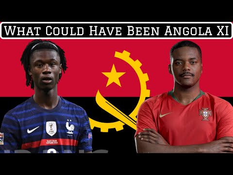 Angola XI If All Eligible Players Declared For Them