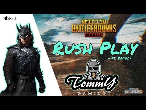 PUBG MOBLIE TAMIL LIVE GAMEPLAY | IPad PLAYER | CHICKEN HUNTING | SQUAD GAME