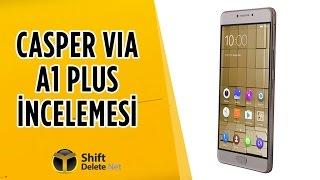 Casper VIA A1 Plus İnceleme - 5000 mAh pil / 128 GB hafıza!