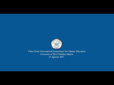 Program Perkuliahan Karyawan - Simposium Internasional Universitas Ibnu Chaldun Jakarta - 230817