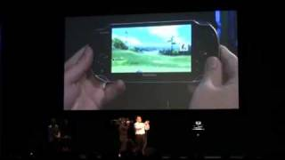 This video is from 4Gamer.net. The recent PSP2 or Next Generation P...
