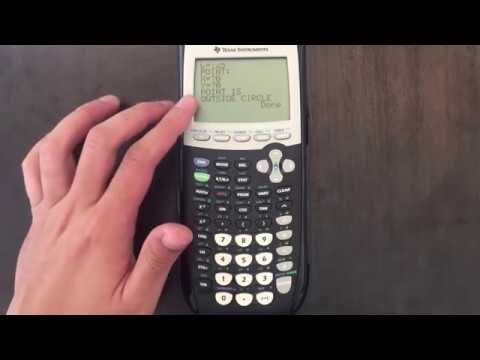 SAT Math Calculator Video Series for the TI-84 - The College