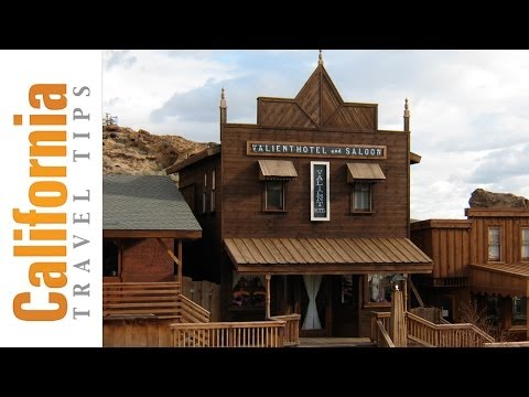 Calico Ghost Town - Mojave Desert