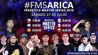 FMS CHILE - Jornada 4 #FMSArica Temporada 2019