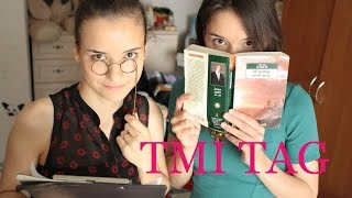 TMI TAG♥booktube edition♥уложиться♥двойная доза♥книжный шкаф(, 2015-06-14T21:53:28.000Z)