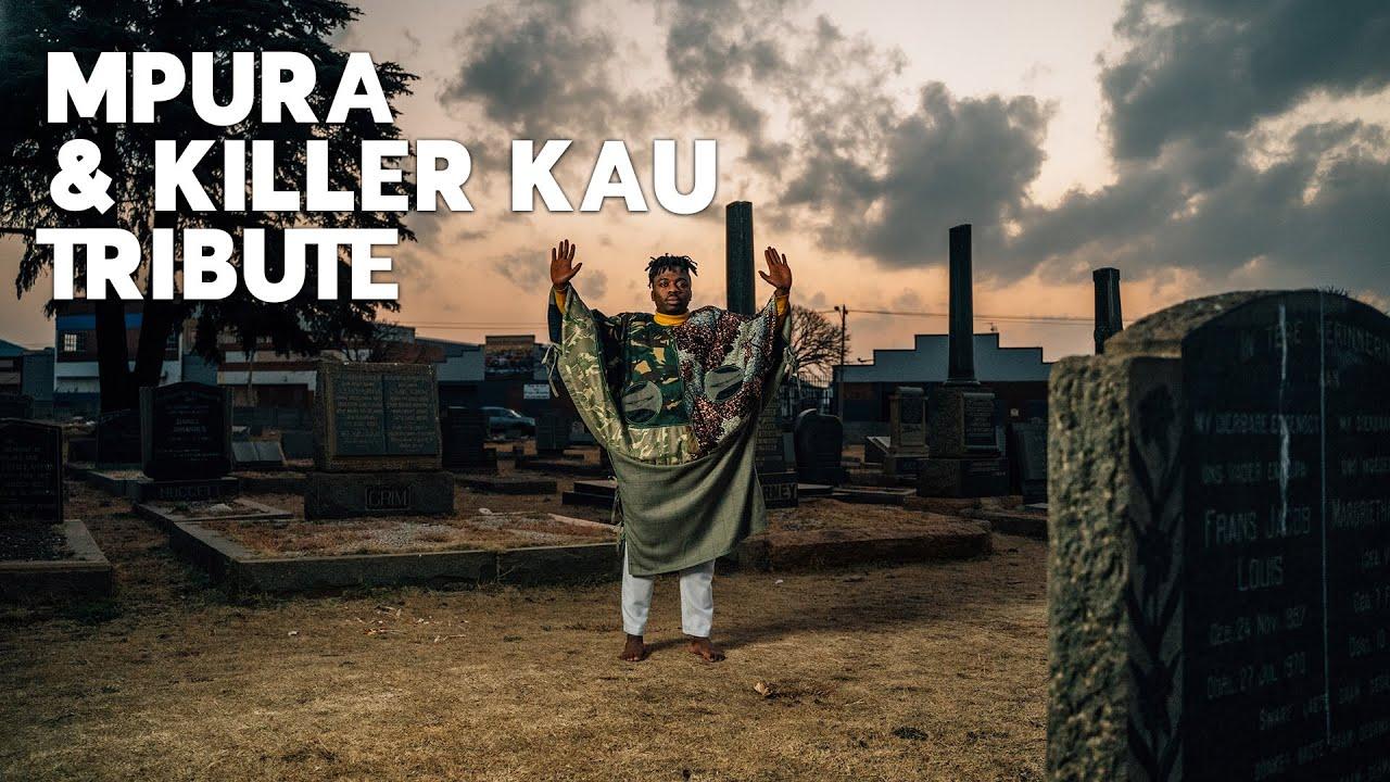 Download Zamoh Cofi - If'elimnyama (Mpura & Killer Kau Tribute)