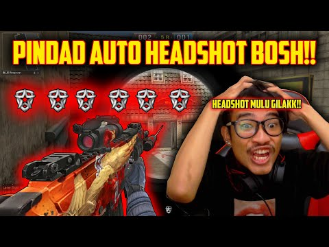 CAHWIGUNA DIKASIH PINDAD? AUTO CHEAT HEADSHOT!! AUTO DOWN LAWANNYA! Point Blank Zepetto Indonesia
