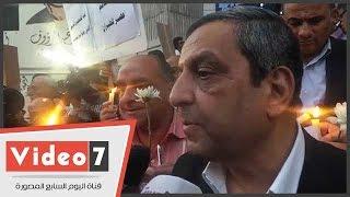 يحيى قلاش: نطالب الإعلام الغربى بعدم الاشتراك فى مخطط حصار مصر