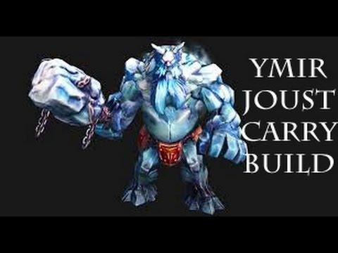 Ymir Build Joust Season