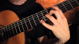 vuclip Cours de Guitare : Exercices d'étirements - main du manche