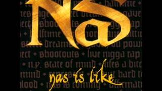 Nas - Nas Is Like (Trillmatic Mashup)