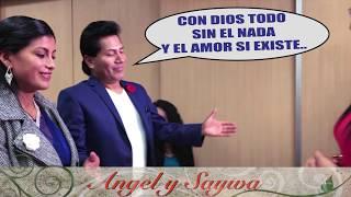 MATRIMONIO CIVÍL ANGEL Y SAYWA