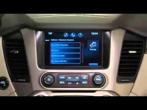 Jim Browne Chevrolet >> GMC Yukon 2015 How to; Side Blind Zone Alert, Lane Change ...