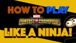How To Play Aggressively in Marvel Contest of Champions and Speed Up Your Gameplay