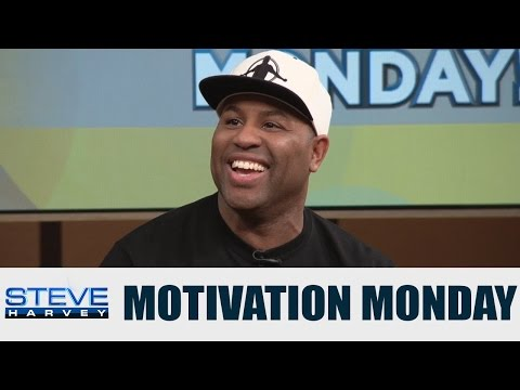 Motivational Monday: Make your children an emergency || STEVE HARVEY