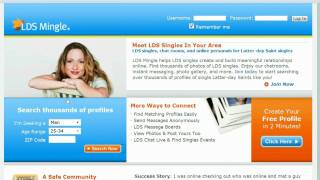 Online Dating Sites : About LDS Online Dating Services