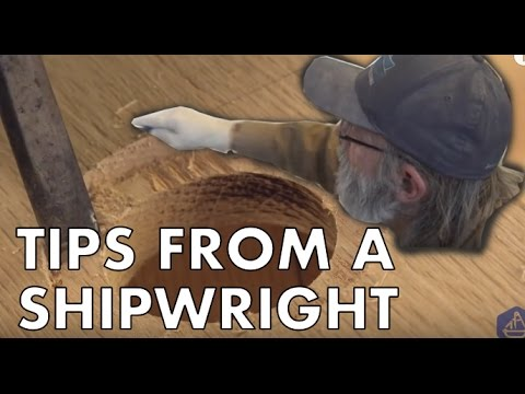 Tips from a Shipwright - Building the Total Boat Work Skiff