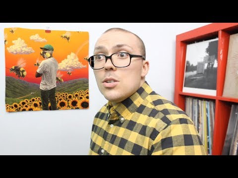 Tyler, the Creator - Flower Boy ALBUM REVIEW