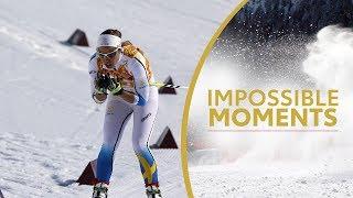 Charlotte Kalla's Incredible Comeback | Impossible Moments