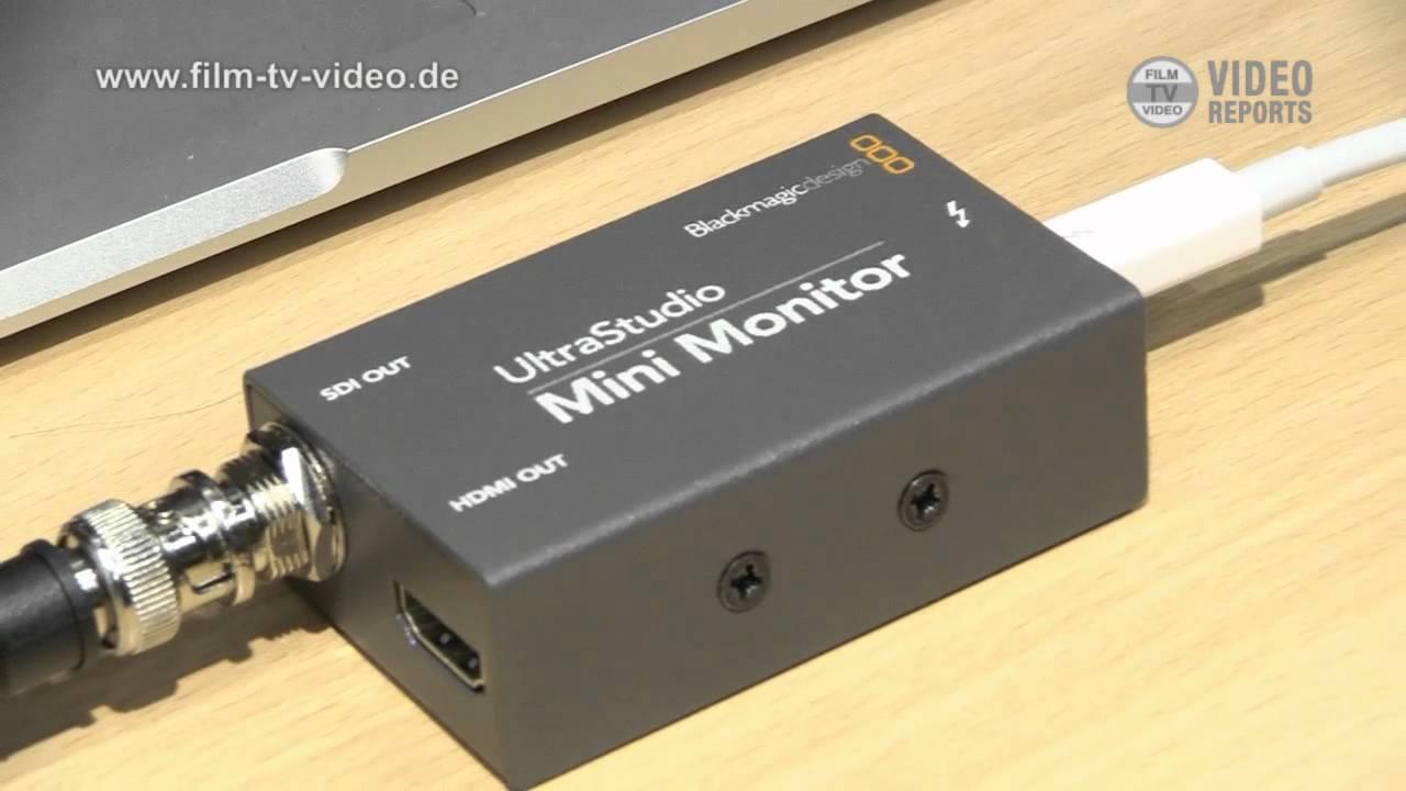 Ibc2012 Thunderbolt Videoperipherie Youtube
