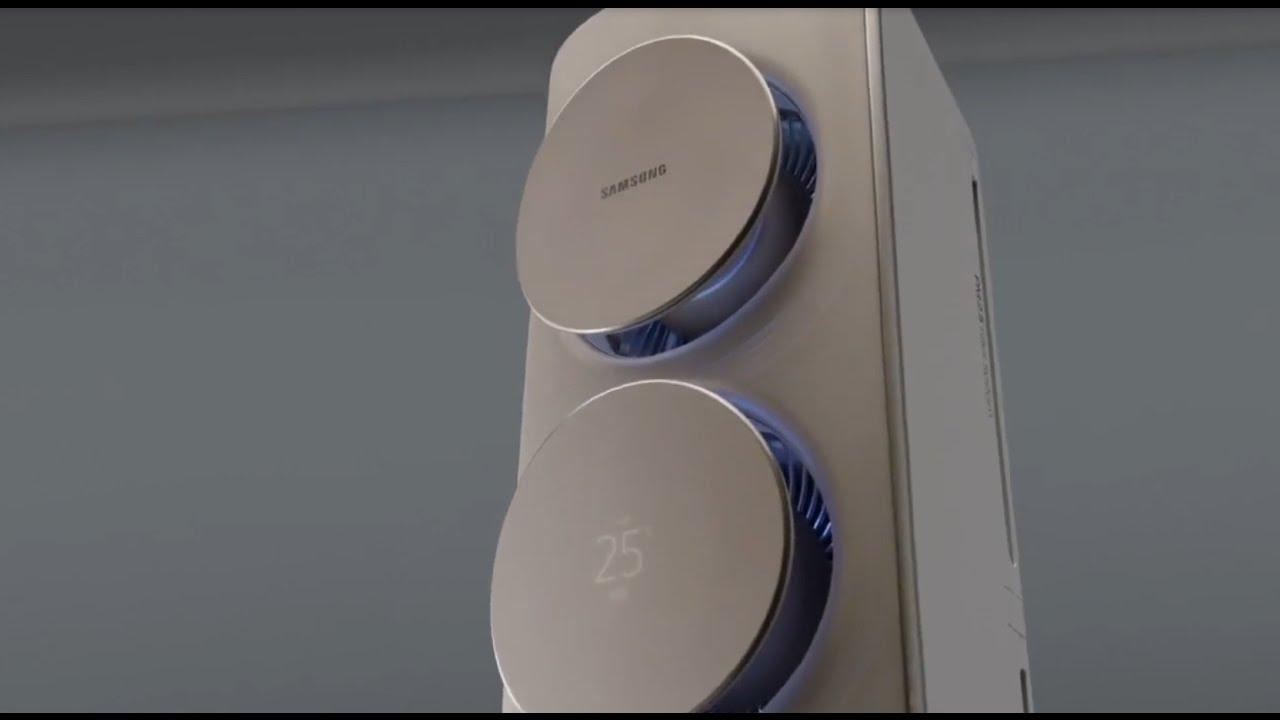 SAMSUNG Floor Standing - AF9000K ~ Redefining Air ...