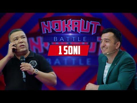 Nokaut Battle 1-soni (16.09.2017)