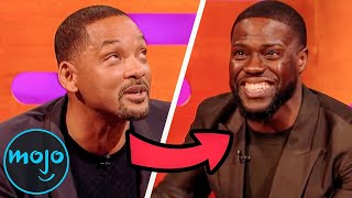 Top 10 Impressions Done in Front of the Actual Person on Graham Norton
