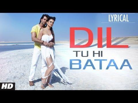 Dil Tu Hi Bataa Full Song with Lyrics   Krrish 3   Hrithik Roshan, Kangana Ranaut