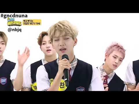 """[Eng]Golden Child Joochan Sing """"If It Is U"""" By Jung Seunghwan"""