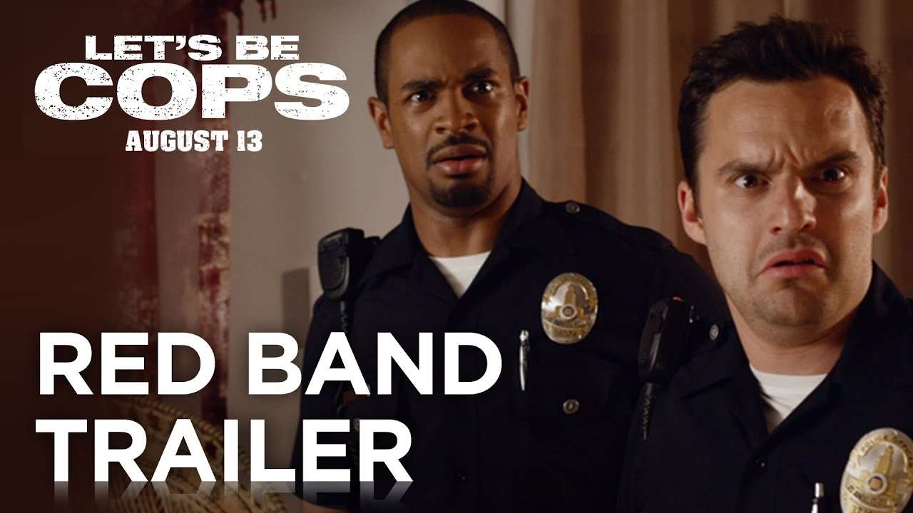 let s be cops official red band trailer hd 20th century fox let s be cops official red band trailer hd 20th century fox
