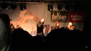 Smiley - Dead man walking & Love is for free (LIVE - Partia Piatra Graitoare Vartop - Arieseni)