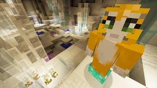 Minecraft Xbox - Cave Den - Nice Ice Cave (30)