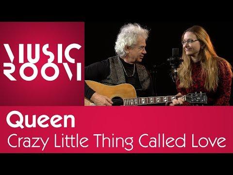 Crazy Little Thing Called Love - Queen - Tutorial di chitarra - Music Room thumbnail