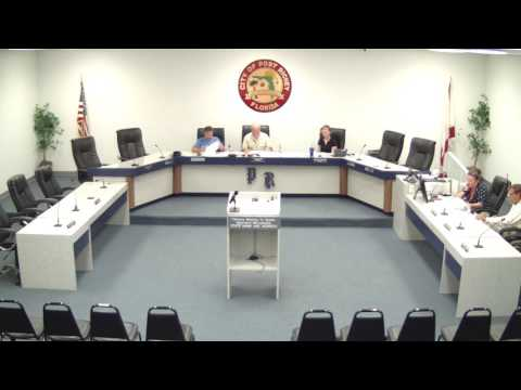 Port Authority Board 06-27-2016