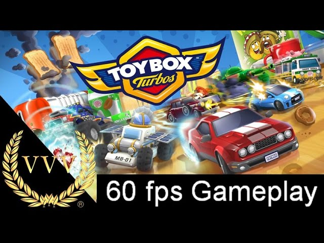 Toybox Turbos - 60fps - 30 minutes with some Alan on the side